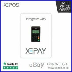 12 -17 Touchscreen EPOS POS Cash Register Till System for Retail / Hospitality