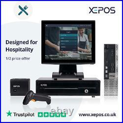 12in Hospitality EPOS System for Cash Register Till For Hospitality
