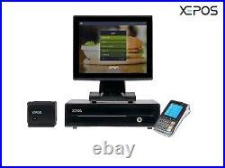 12in Touchscreen POS EPOS Cash register Till System For Sandwich & Burger Shop