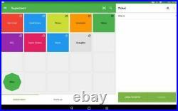 17 Touchscreen EPOS System Cash Register Till Retail EPOS System Hospitality
