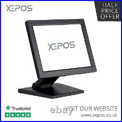 17 Touchscreen POS EPOS Cash Register Till System For Restaurant and Takeaway