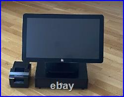 19 Touch Screen POS ePOS till system with software NO MONTHLY FEES