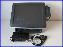 2 x MegaPOS FEC MP-3525 15 Touch Screen EPOS Cash Registers/Till Systems