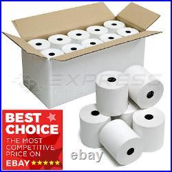57mm x 57mm 57 x 57 mm Thermal Paper Cash Register Till Printer Receipt Rolls