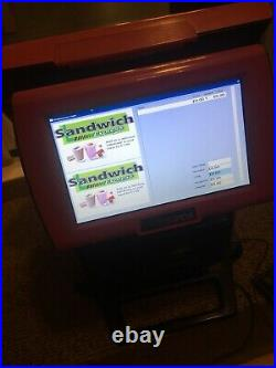 Advanpos touch screen till, POS, Cash Register