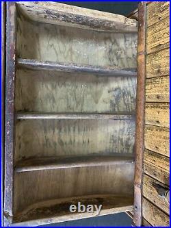 Antique 1930s Bamboo Japanese Till Cash Register