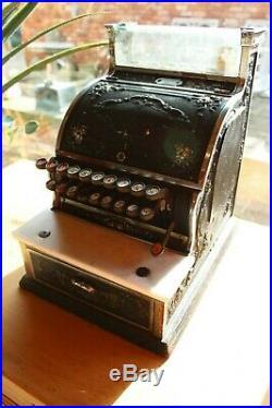 Antique Shop Till National Cash Register (greenback)