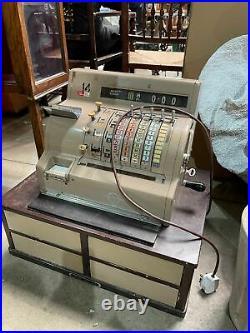 Antique/Vintage National Till/Cash Register With 4 Drawers