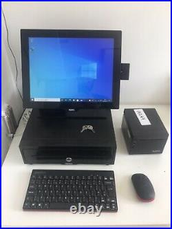 Aures EPO Till System/Cash Register Touch Screen Complete Bundle