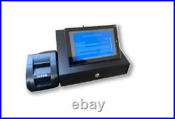 BRAND NEW 10.1 Touchscreen ePOS cash register till system NO MONTHLY FEES