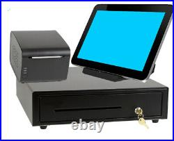 BRAND NEW 13.3 Touchscreen POS EPOS cash till register system NO MONTHLY FEES