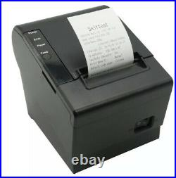 BRAND NEW 17 Touch Screen POS ePOS till system with software NO MONTHLY FEES