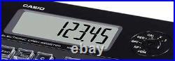 BRAND NEW CASIO SE-G1 SD-B CASH REGISTER COMPACT MINI SHOP TILL + 5 Free rolls
