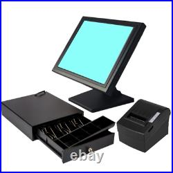 BRAND NEW Touch Screen ePOS till system with software and Barcode Scanner