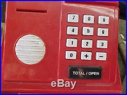 BS2 RARE RARE! Target Stores store Battat cash register toy till battery operate