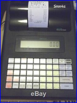Battery Powered Portable Cash Register Till Ideal Outdoor Events Catering/bar