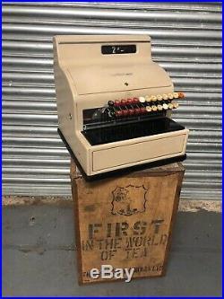 Beautiful Antique ANKER Original Shop Till Cash Register German Great Condition