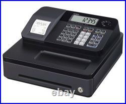 Black Casio Se-g1 Cash Register Shop Till Pub Bar Restaurant Cafe GUARANTEED