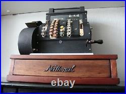 Black Crank Handle National Cash Register / NCR / Till