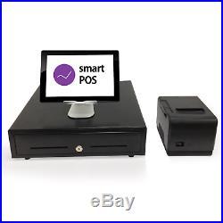 Brand New 10.1 Tablet EPOS POS Cash Register Till System Cafe Restaurant