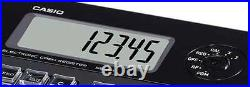 Brand New Casio Se-g1 Sd-b Cash Register Compact Mini Shop Till