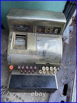 Brass National Cash Register