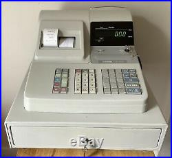 CASIO CE-2300 Electronic Cash Register Complete With Till Rolls And Free P&P