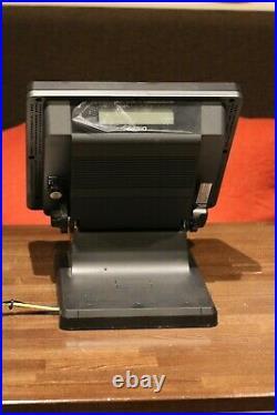 CASIO QT6600 POS 15 Colour Touchscreen Cash Register Till Restaurant Shop W2