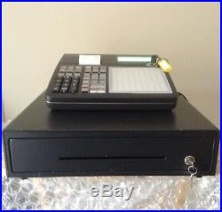 CASIO SE-C300 Electronic Cash Register Complete With Till Rolls And Free P&P
