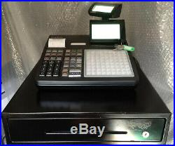 CASIO SE-C3500 Electronic Cash Register Complete With Till Rolls And Free P&P