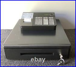CASIO SE-S10-1 Electronic Cash Register Complete With Till Rolls And Free P&P
