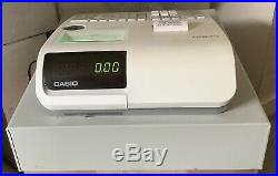 CASIO SE-S300-1 Electronic Cash Register Complete With Till Rolls And Free P&P