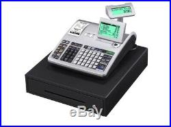 CASIO SE-S3000-MD Electronic Cash Register And Till Rolls With Free P&P