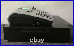CASIO SE-S400 Electronic Cash Register Complete With Till Rolls And Free P&P