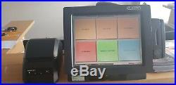 Cash Register/Shop till Checkout Xn760 ICR Software