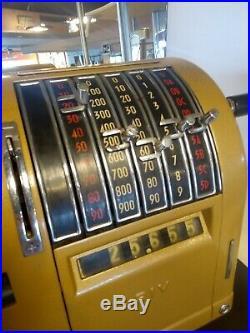 Cash Register till Vintage Riv