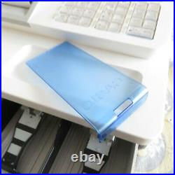 Cash register Casio SE-G1 White Shop Till with 18 Till Rolls, programmable