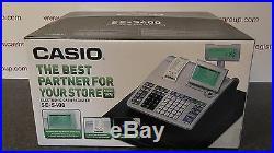 Casio Cash Register Till For Newsagent, Clothing Shop, Retail Ses400