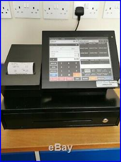 Casio EPOS System, Touchscreen Till South West Systems