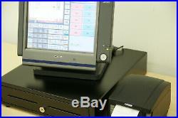 Casio QT6000 QT 6100 6000 Pub Bar Epos Till Cash Register Tills