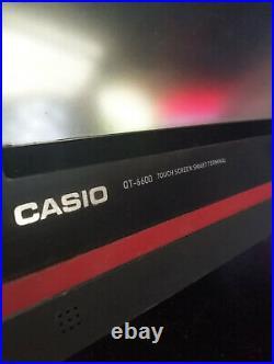 Casio QT6600 EPOS Till System Steel Cash Drawer 15