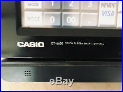 Casio Qt 6600 Epos Till