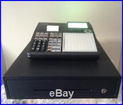 Casio SE-C450 Electronic Cash Register Complete With Till Rolls And Free P&P