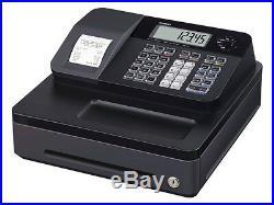 Casio SE-G1 Black Cash Register Till SEG1 Register SE G1 Cash Till New Black