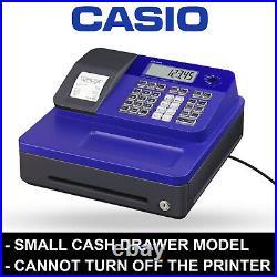 Casio SE-G1 Blue Electronic Cash Register New Boxed Till (R4)