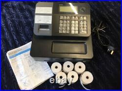 Casio SE-G1 Cash Register, Shop/Bar/Restuarant Till