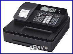 Casio SE-G1 Cash Register Till SGE1 Register SE G1 Cash Till New Black