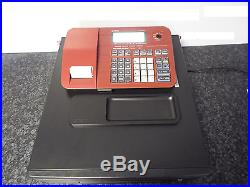 Casio SE-S100 Cash Register Till. Includes Phone support & Help Videos