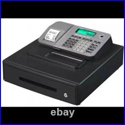 Casio SE-S100 Retail Cash Register basic simple shop till. Boxed. New