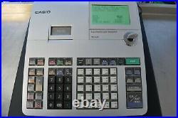 Casio SE-S400 MD-SR Digital till cash register + keys + box FREE DELIVERY